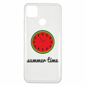 Xiaomi Redmi 9c Case Summer time