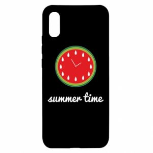 Xiaomi Redmi 9a Case Summer time