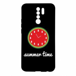 Xiaomi Redmi 9 Case Summer time