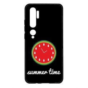 Xiaomi Mi Note 10 Case Summer time