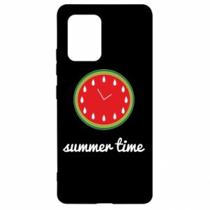 Samsung S10 Lite Case Summer time