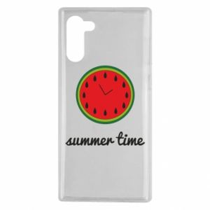 Samsung Note 10 Case Summer time
