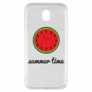 Samsung J7 2017 Case Summer time