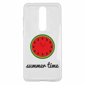 Nokia 5.1 Plus Case Summer time