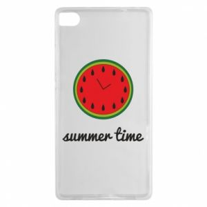 Huawei P8 Case Summer time