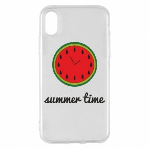 iPhone X/Xs Case Summer time