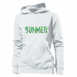 Women's hoodies Summer