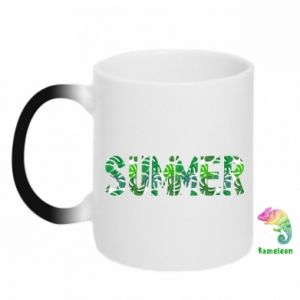 Chameleon mugs Summer