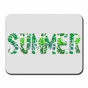 Mouse pad Summer