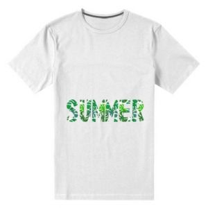 Men's premium t-shirt Summer