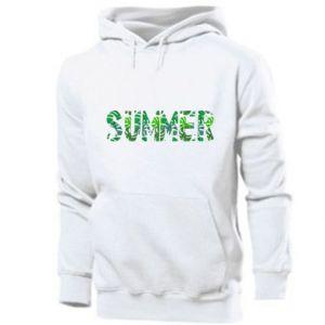 Men's hoodie Summer