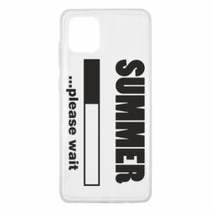 Etui na Samsung Note 10 Lite Summer. Loading