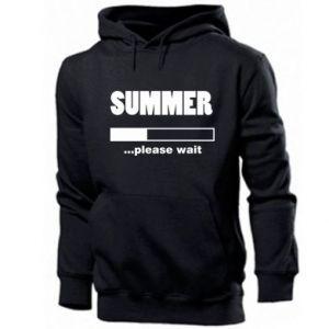 Bluza z kapturem męska Summer. Loading