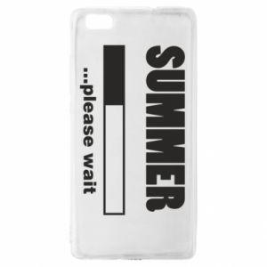 Etui na Huawei P 8 Lite Summer. Loading