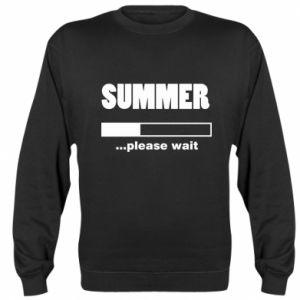 Bluza (raglan) Summer. Loading