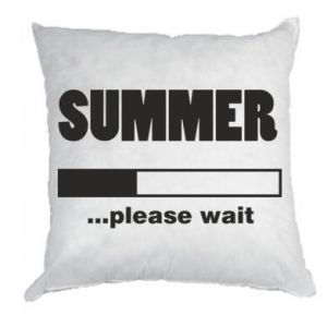 Poduszka Summer. Loading