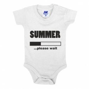 Body dziecięce Summer. Loading