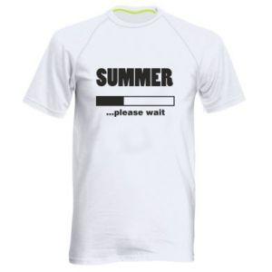 Koszulka sportowa męska Summer. Loading