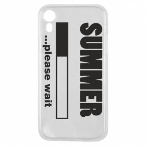 Etui na iPhone XR Summer. Loading