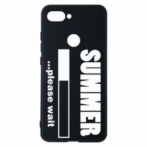 Etui na Xiaomi Mi8 Lite Summer. Loading