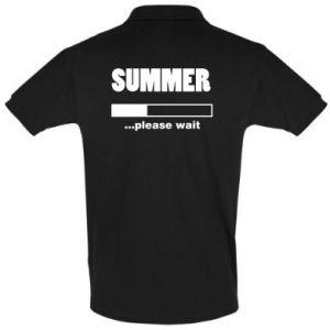 Koszulka Polo Summer. Loading
