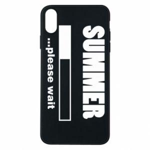 Etui na iPhone Xs Max Summer. Loading