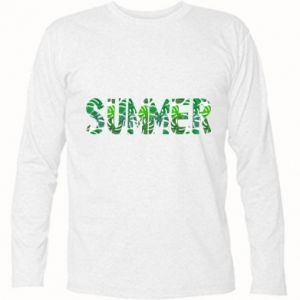 Long Sleeve T-shirt Summer