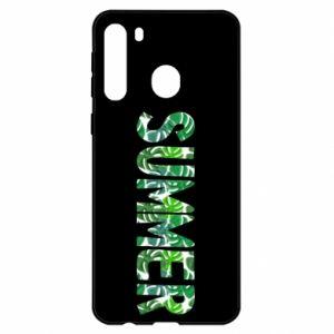 Samsung A21 Case Summer