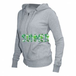 Women's zip up hoodies Summer