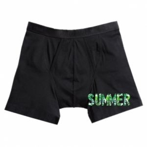 Boxer trunks Summer
