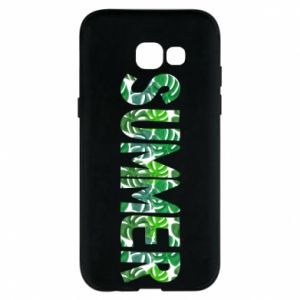 Phone case for Samsung A5 2017 Summer