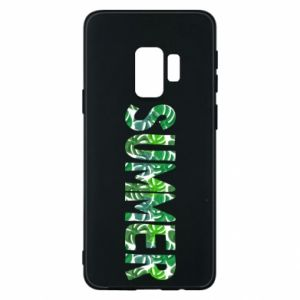 Phone case for Samsung S9 Summer