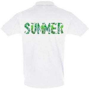 Men's Polo shirt Summer