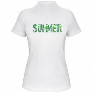 Women's Polo shirt Summer