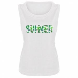 Women's t-shirt Summer