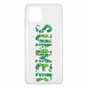 Samsung Note 10 Lite Case Summer