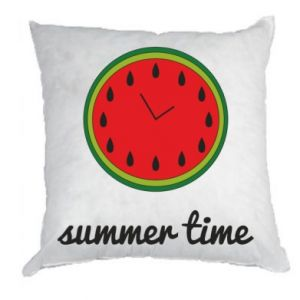 Pillow Summer time