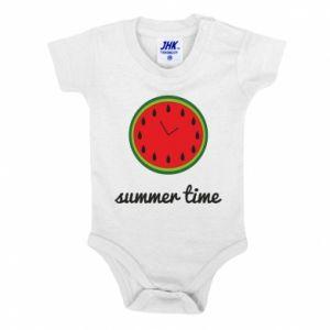 Baby bodysuit Summer time