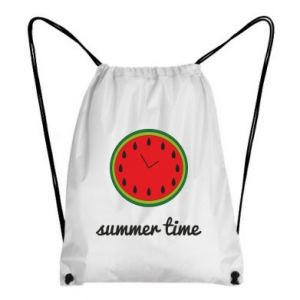 Backpack-bag Summer time
