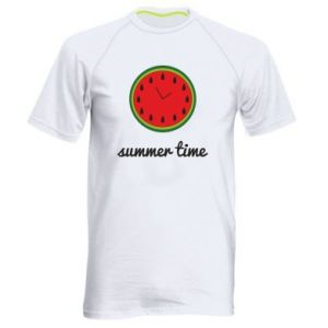 Men's sports t-shirt Summer time