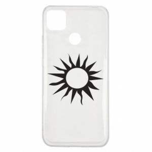 Xiaomi Redmi 9c Case Sun for the moon