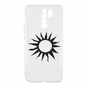 Etui na Xiaomi Redmi 9 Sun for the moon