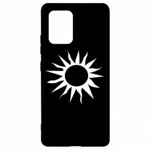 Etui na Samsung S10 Lite Sun for the moon