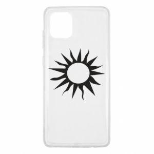 Etui na Samsung Note 10 Lite Sun for the moon