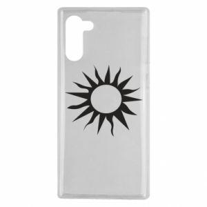 Etui na Samsung Note 10 Sun for the moon