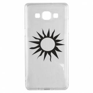 Etui na Samsung A5 2015 Sun for the moon