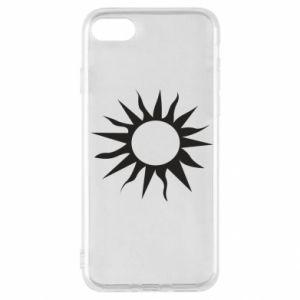 Etui na iPhone SE 2020 Sun for the moon