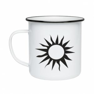 Kubek emaliowany Sun for the moon