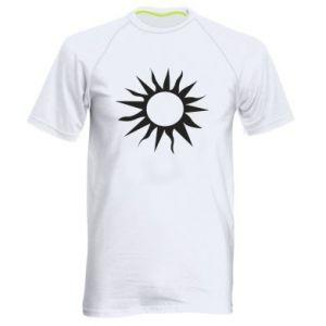 Koszulka sportowa męska Sun for the moon