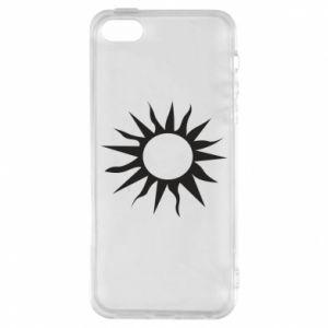 Etui na iPhone 5/5S/SE Sun for the moon